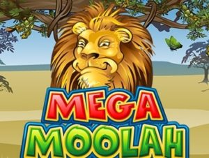 Slot machine Mega Moolah