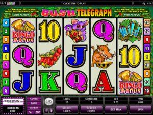 Jackpot City Casino minimum deposit