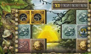 review Gonzo's Quest slot
