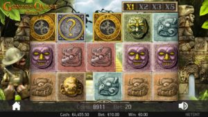 play Gonzo's Quest slot