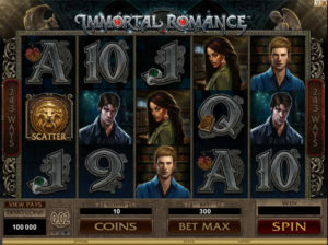 Free slot Immortal Romance