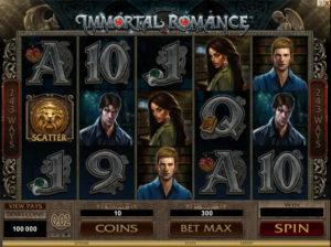 Free slot Immortal Romance