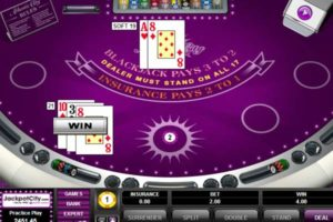 Play Blackjack Online at JackpotCity Casino