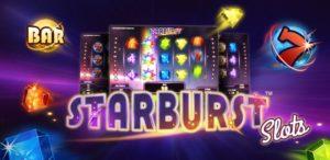 Play slot Starburst