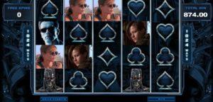Play slot game Terminator 2