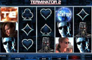 Terminator 2 free spin
