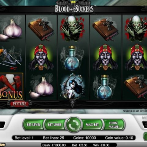 New game Blood Suckers