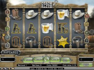 Slot machine Dead or Alive