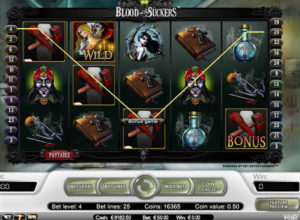 Blood Suckers game slot