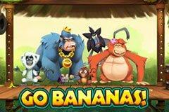 Slot game Go Bananas