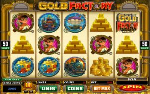 Gold Factory free slot