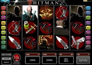 Casino game Hitman