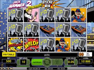 Gameplay Jack Hammer 2