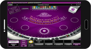 Play game Jackpot City mobile casino
