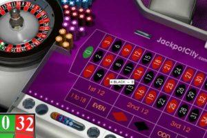 Jackpot city online roulette games