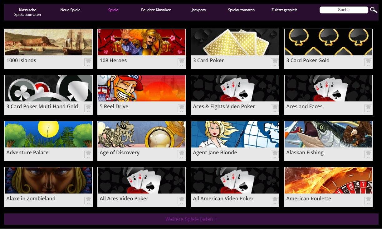 Play Jackpot city video poker