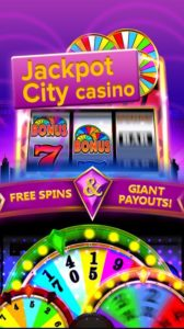 Play Jackpot city casino for android