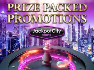 Jackpot City promotions 2019