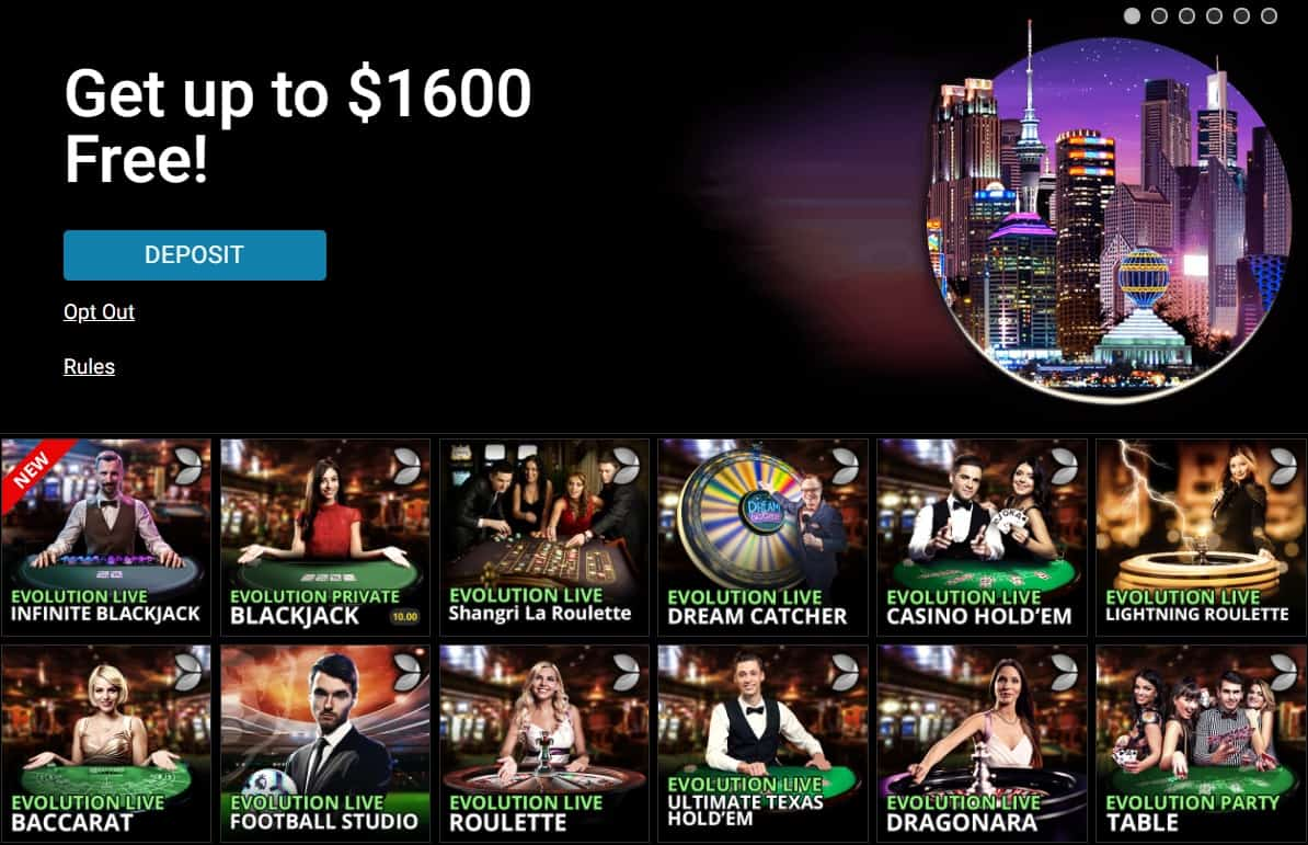 Jackpot city online casino roulette