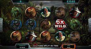 Free slot Jurassic Park
