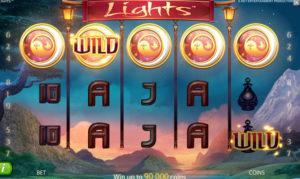 Play slot game Lights