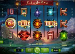 Free slot Lights