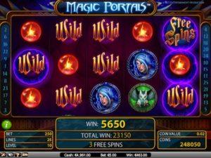Play game Magic Portals