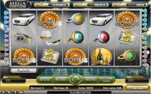 Play game Mega Fortune