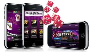 Jackpot City to play for money