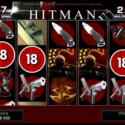 Play slot Hitman