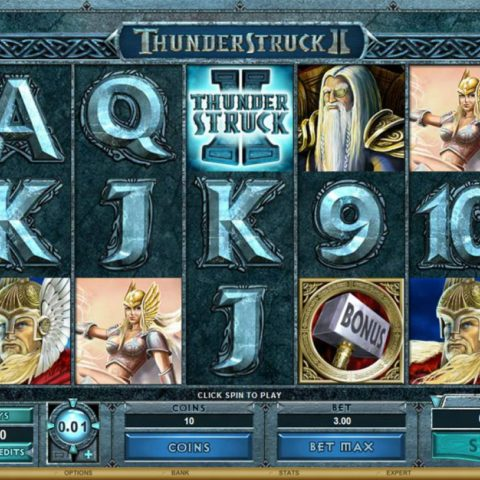 Free Thunderstruck II slot