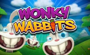 Casino game Wonky Wabbits