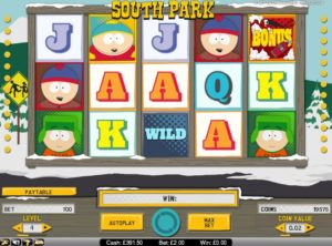 Free game South Park