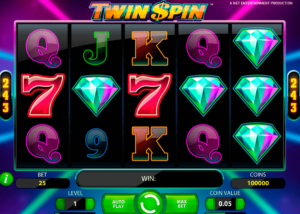 Free slot Twin Spin