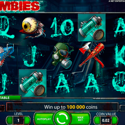 Online game Zombies